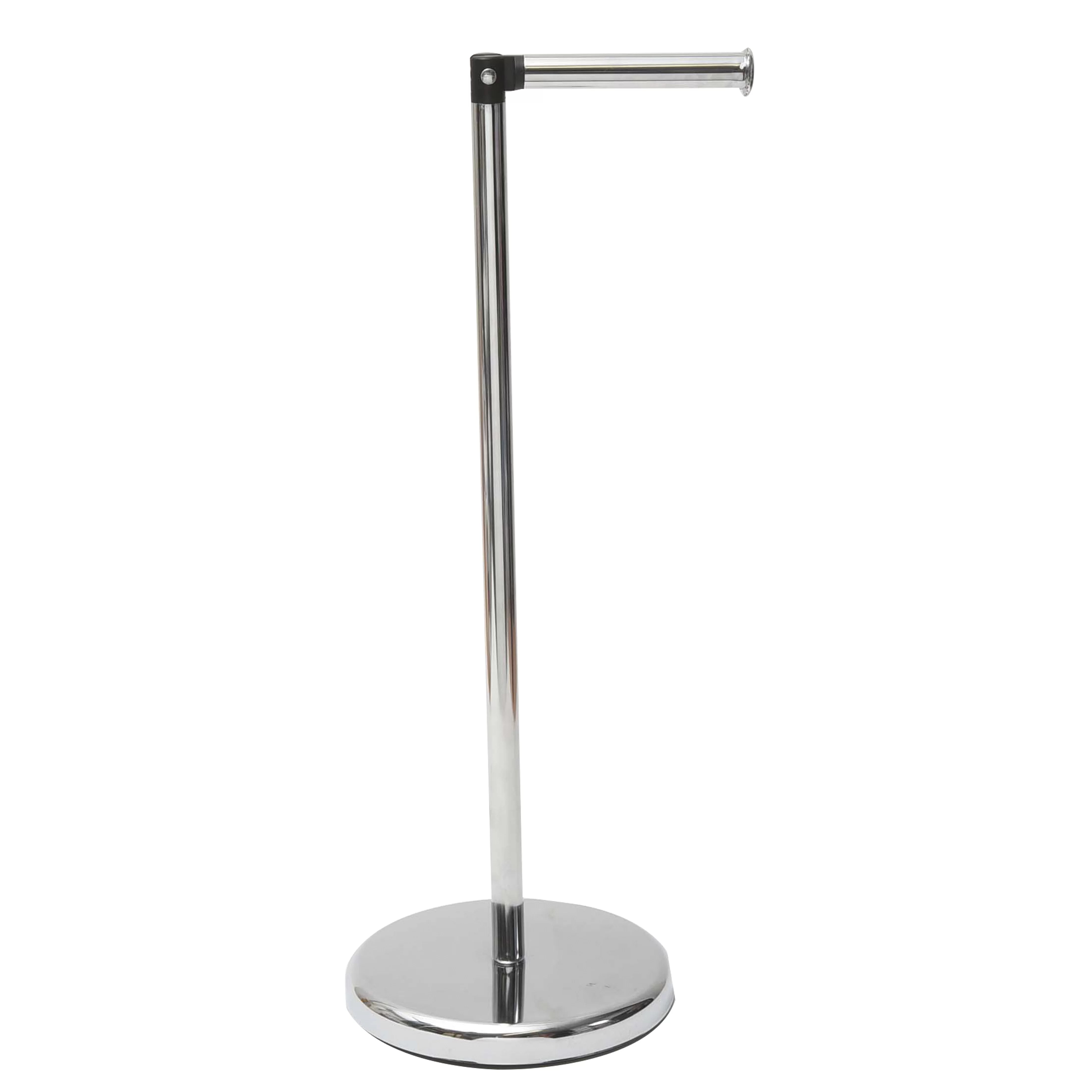 Free Standing Toilet Paper Holder Evideco Freestanding Toilet Paper Holder And Reviews Wayfair