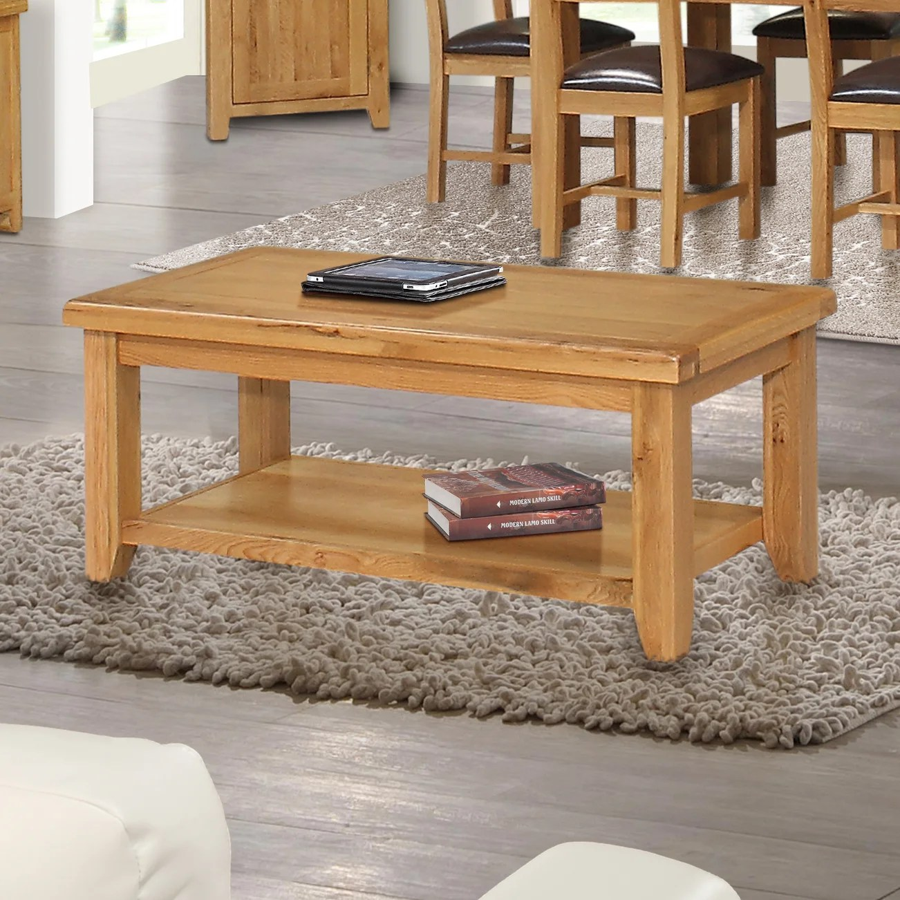 Wayfair.de Couchtisch Hazelwood Home Couchtisch Shanklin Wayfair De