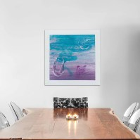 East Urban Home Sunset I Wall Art on Wrapped Canvas | Wayfair
