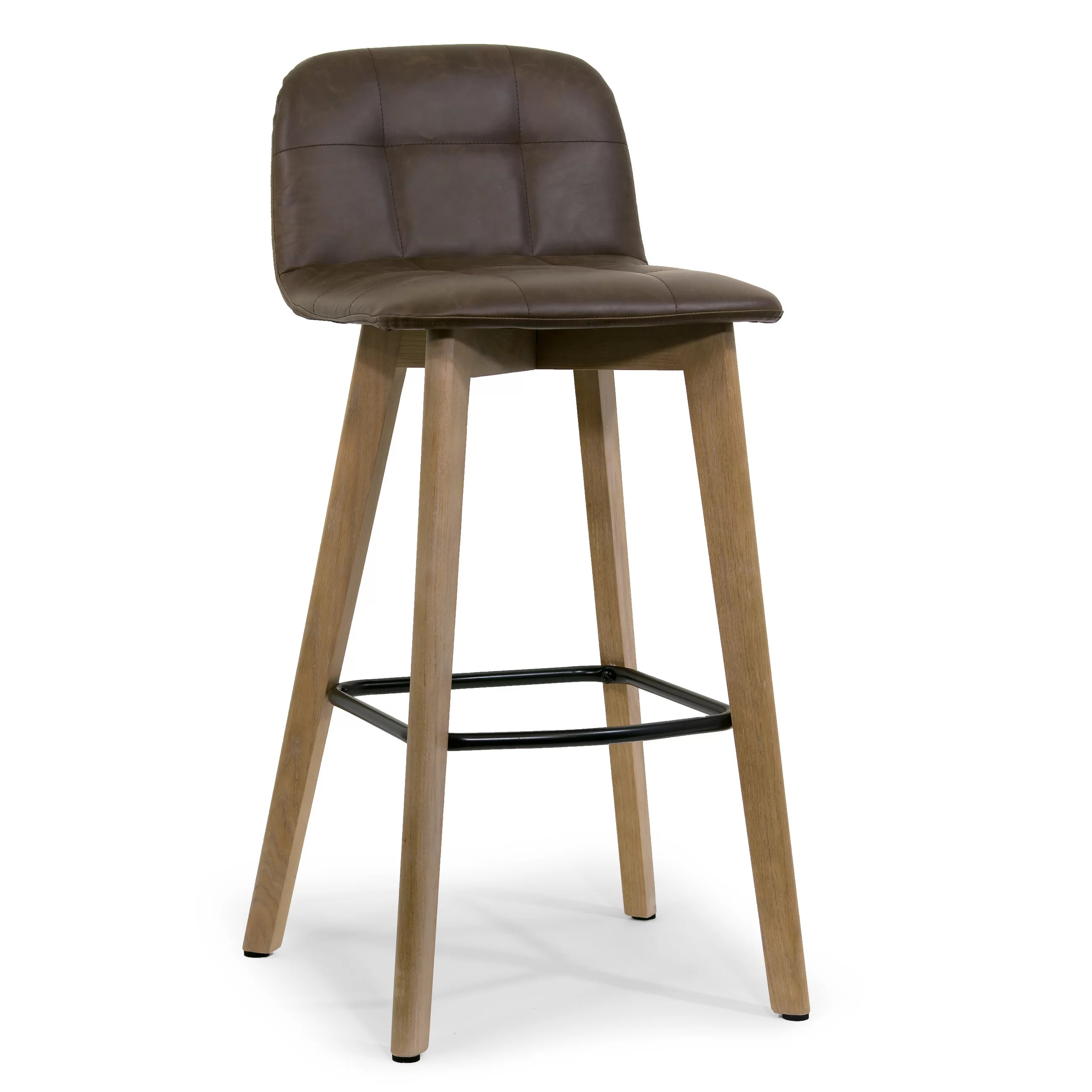 Bar And Stools For Home Glamour Home Decor 27 5 Quot Bar Stool And Reviews Wayfair Ca