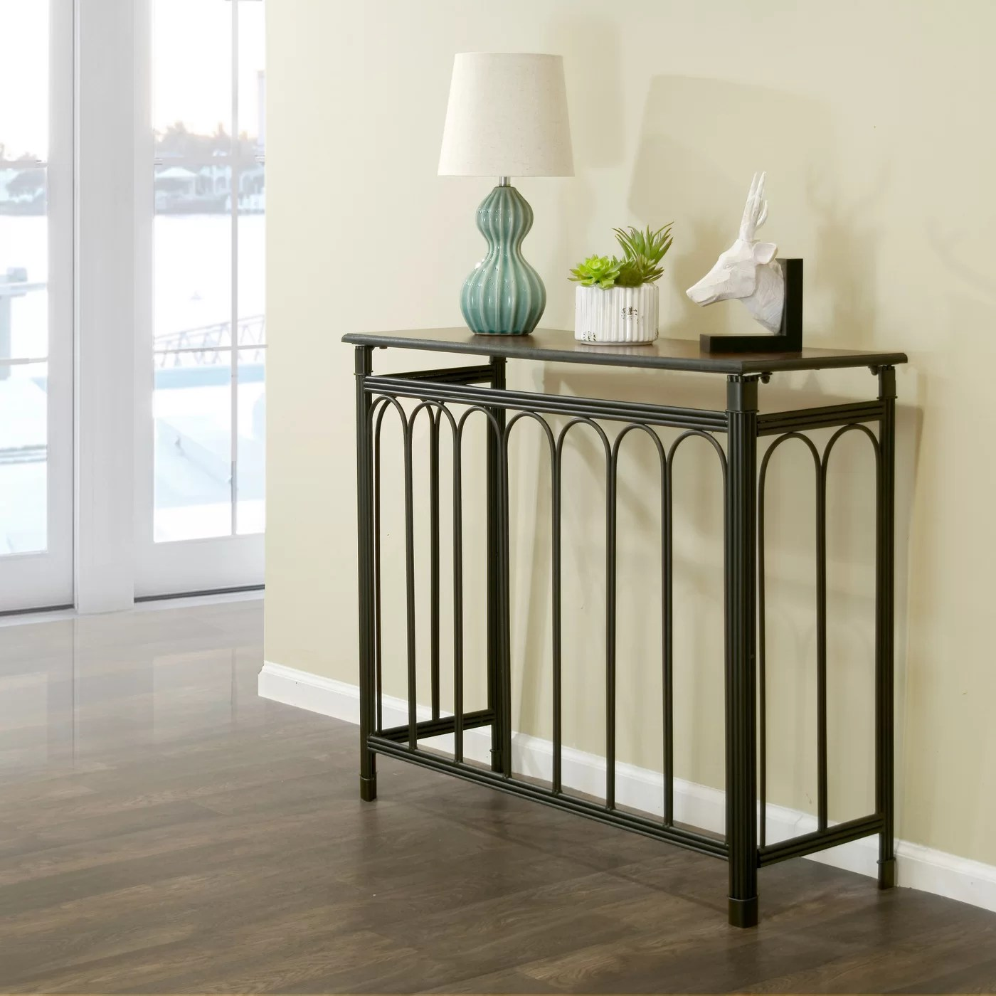 Glamour Home Decor Glamour Home Decor Adabella Console Table Wayfair