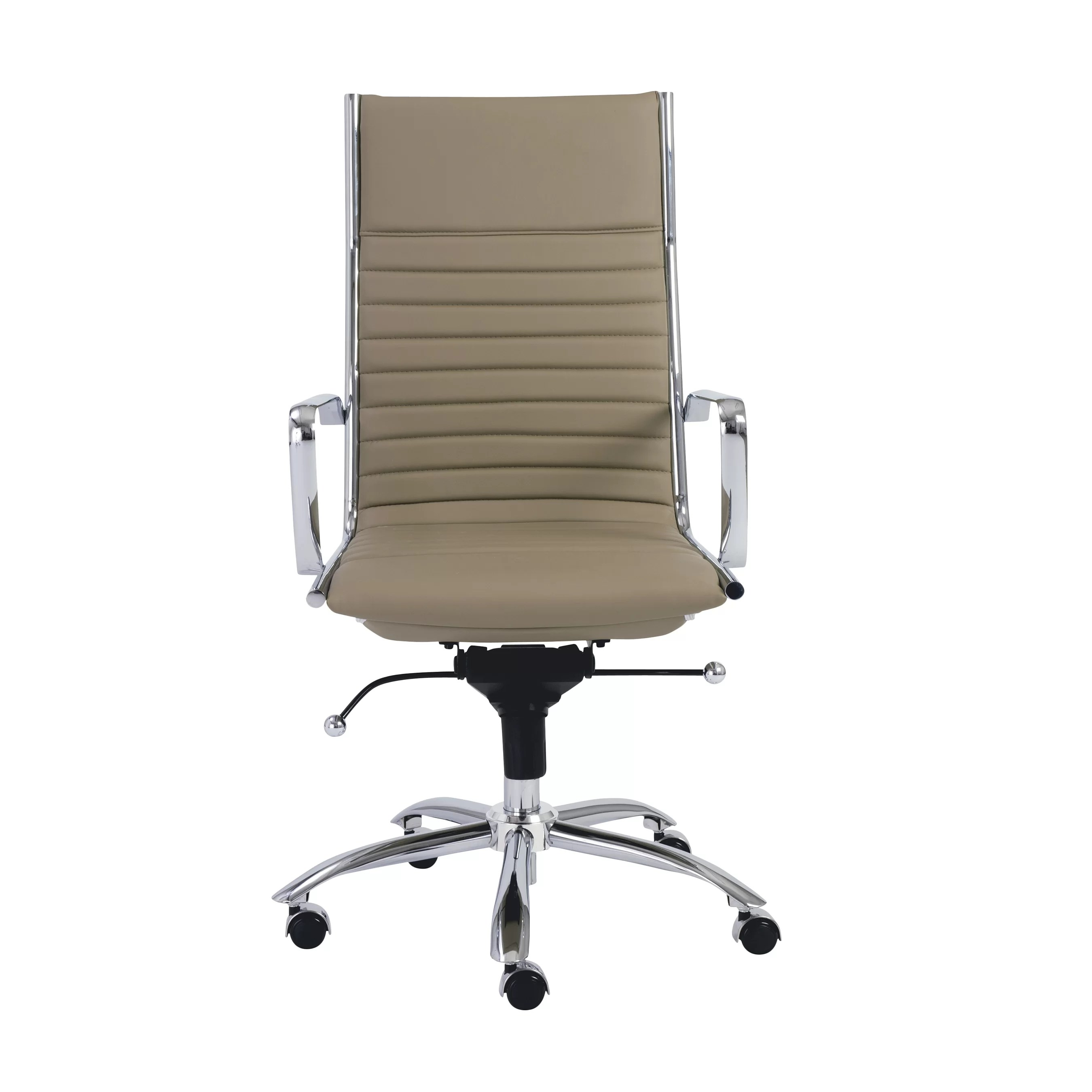 High Back Desk Chair Eurostyle Dirk High Back Office Chair And Reviews Wayfair