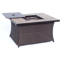 Cambridge Propane Fire Pit Table & Reviews | Wayfair