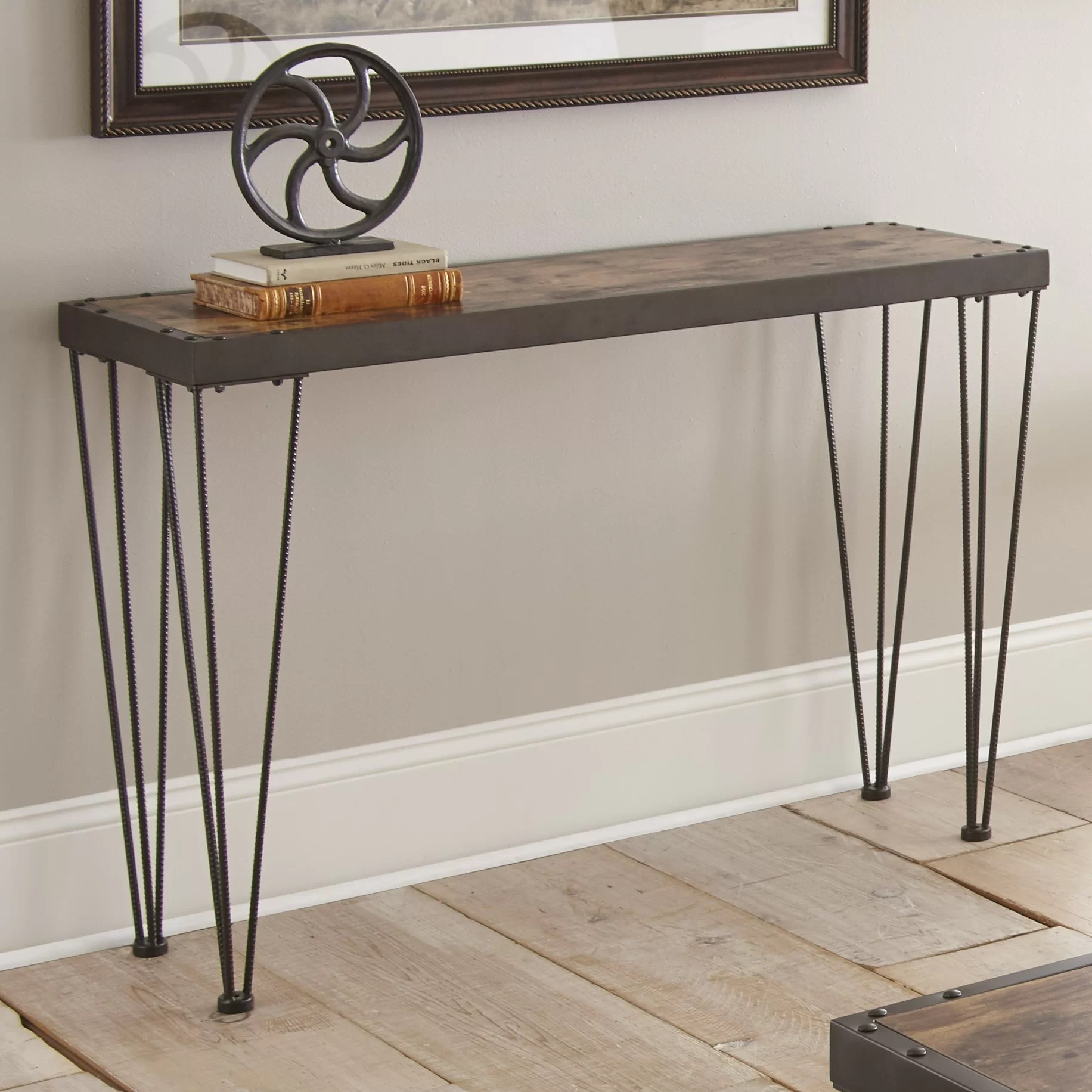 Farmhouse Console Table Laurel Foundry Modern Farmhouse Owen Console Table