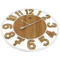 "Laurel Foundry Modern Farmhouse Oversized 32"" Wall Clock ..."