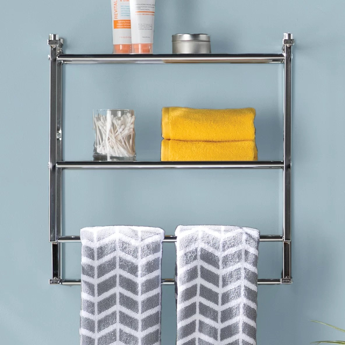 Wall Hung Towel Rack - Lovequilts