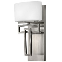 Hinkley Lighting Lanza 1 Light Wall Sconce & Reviews | Wayfair