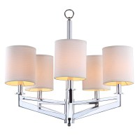 Safavieh Axis 5 Light Chandelier & Reviews | Wayfair