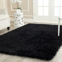 Safavieh Paris Handmade Black Area Rug & Reviews