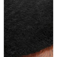 Safavieh Shag Black Area Rug & Reviews