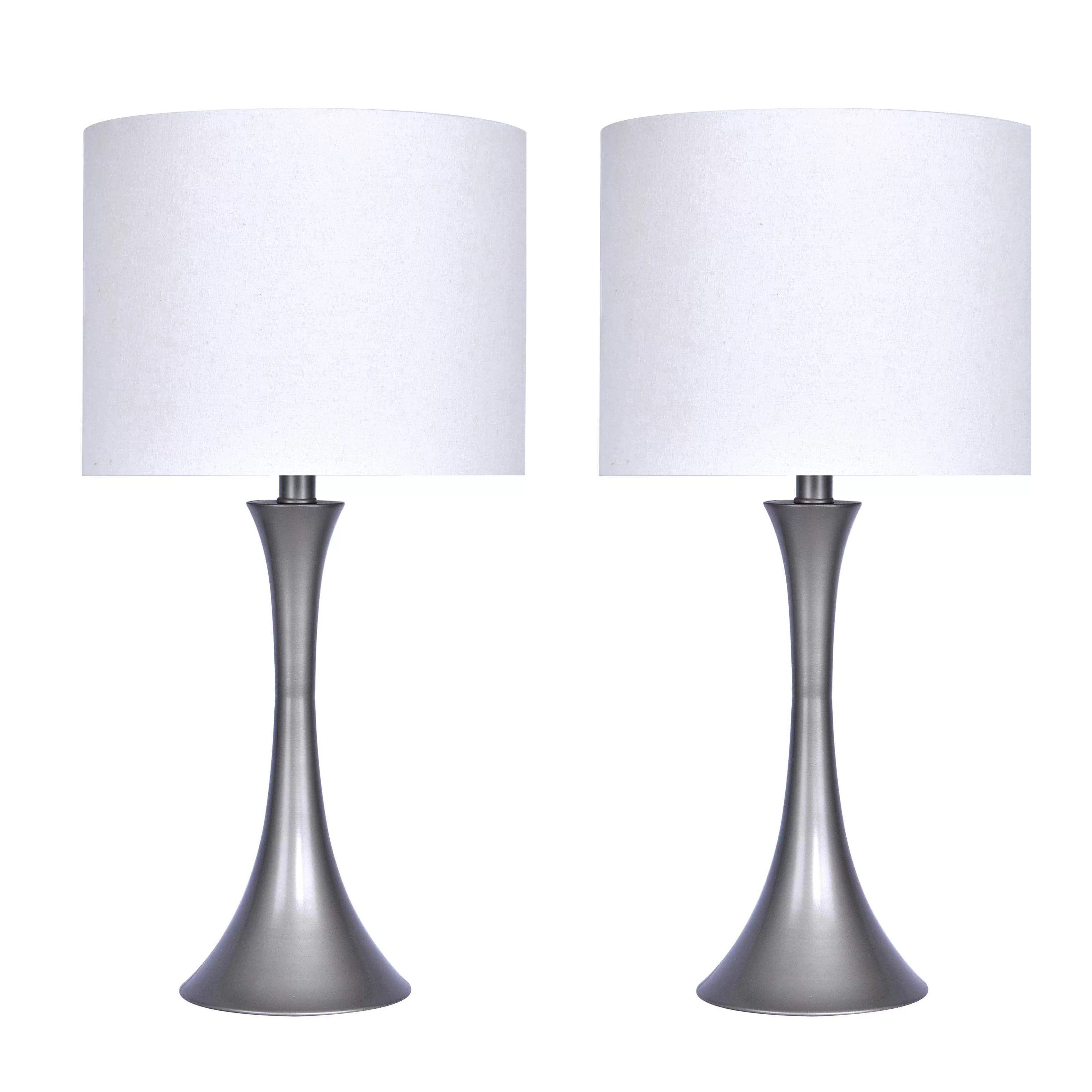 Baby Table Lamps Grandview Gallery 24 25 Quot Table Lamp Set Of 2 And Reviews