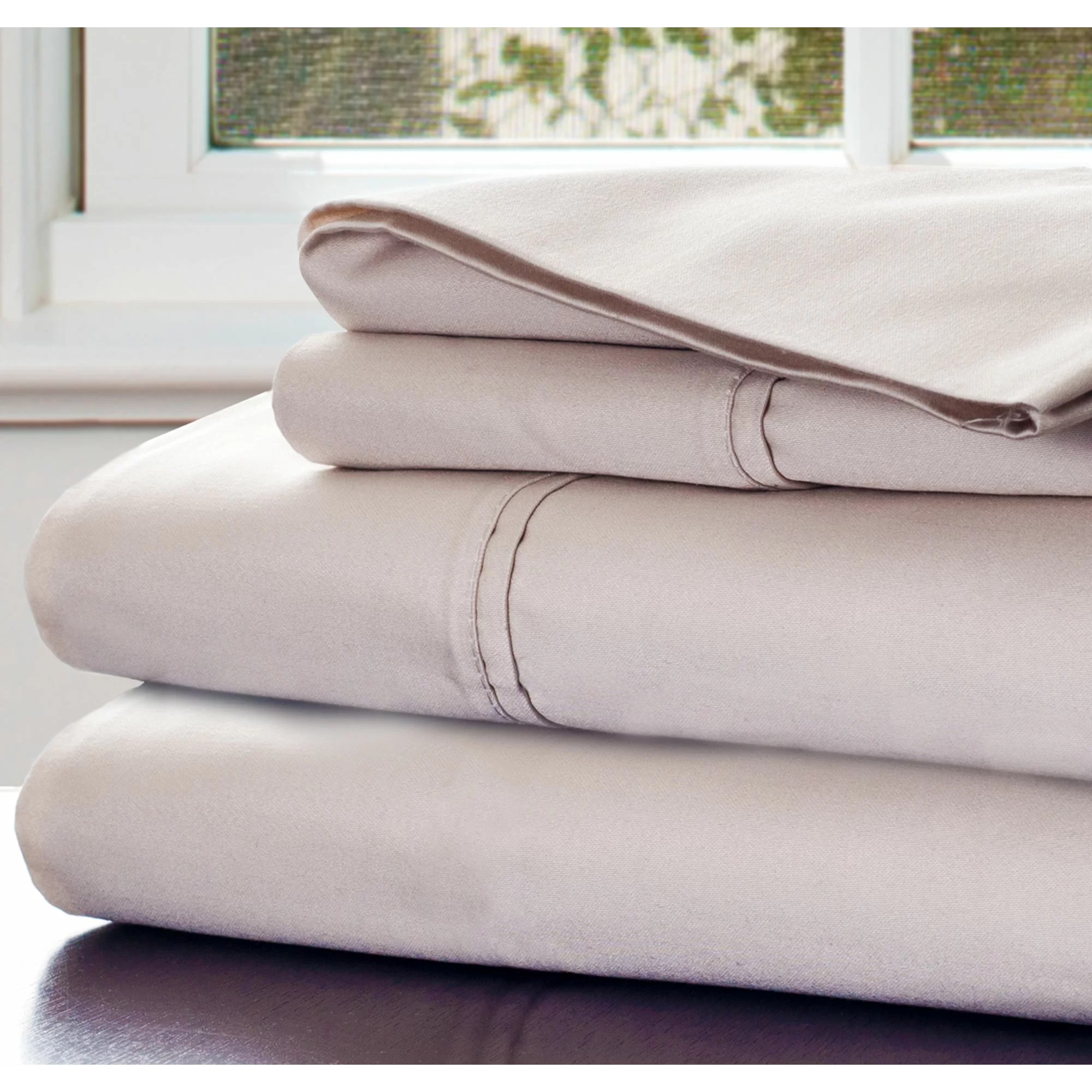 1000 Thread Count Sheets King Plyh 1000 Thread Count Sheet Set Wayfair