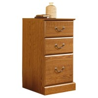 Sauder Orchard Hills 3 Drawer Filing Cabinet & Reviews ...