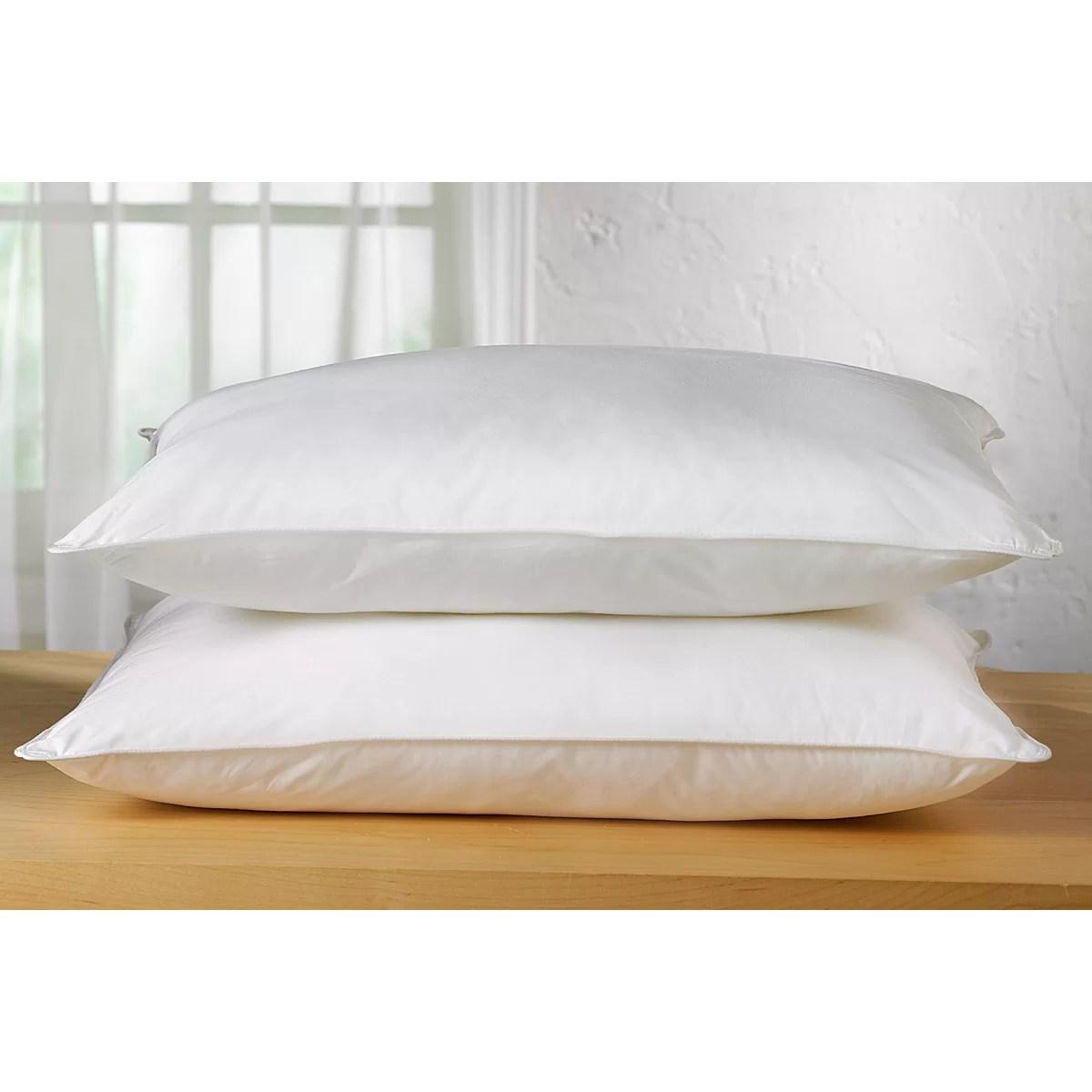 Simple Luxury All Season Down Alternative Pillow Reviews