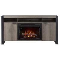 Dimplex Pierre Media Console Electric Fireplace & Reviews ...