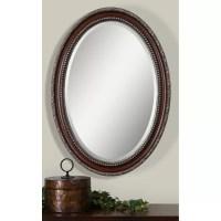Uttermost Montrose Beveled Wall Mirror & Reviews | Wayfair