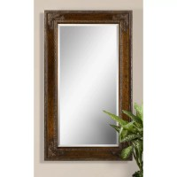 Uttermost Edeva Beveled Mirror & Reviews | Wayfair