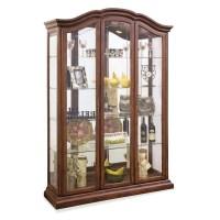 Philip Reinisch Co. Oxford Curio Cabinet & Reviews | Wayfair