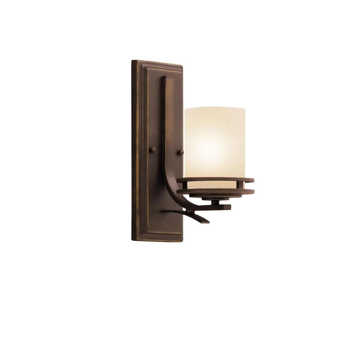 Kichler Hendrik 1 Light Wall Sconce & Reviews