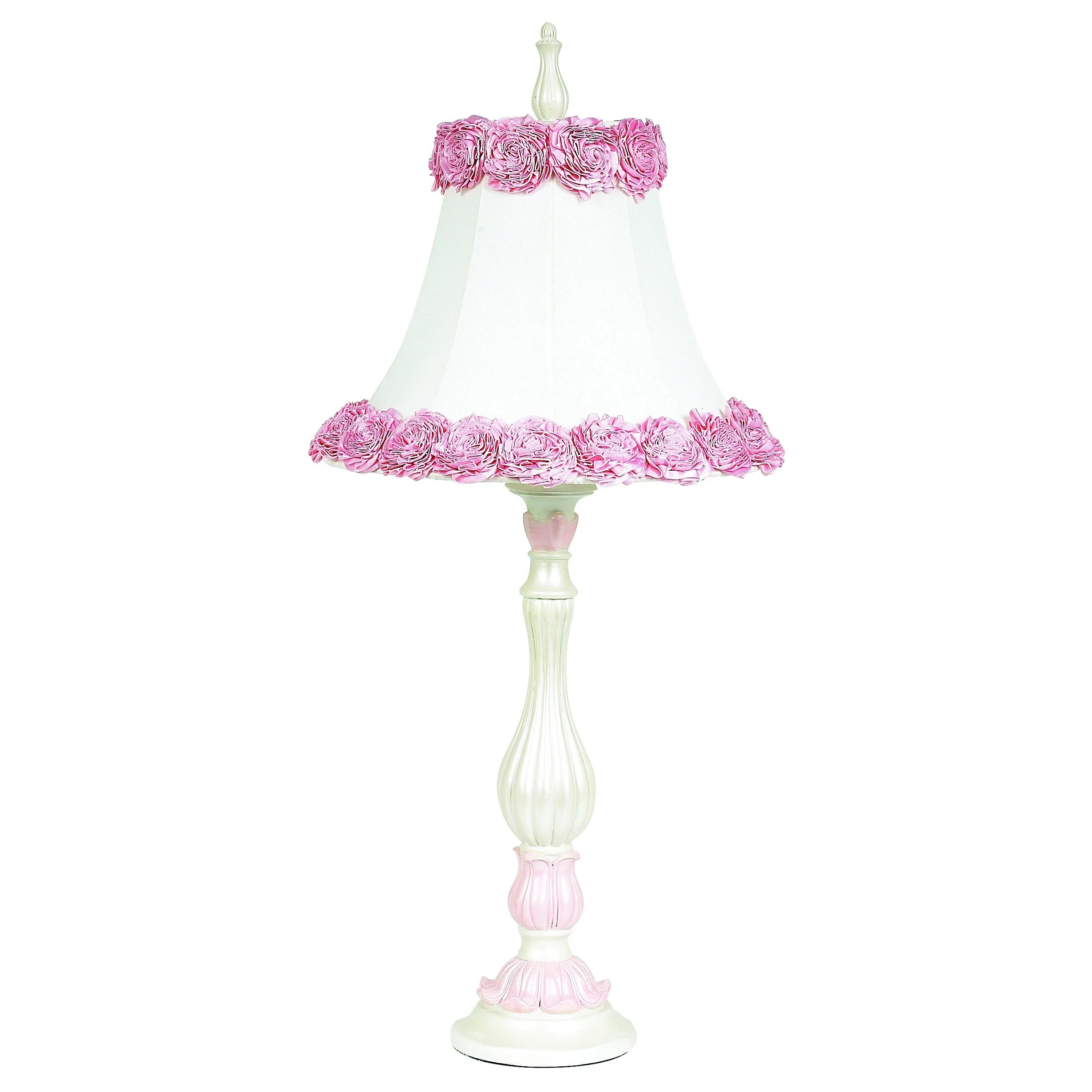 """Jubilee Collection Lotus 27"""" Table Lamp"""
