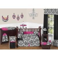 Sweet Jojo Designs Isabella 9 Piece Crib Bedding Set ...