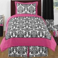 Sweet Jojo Designs Isabella 4 Piece Twin Comforter Set ...