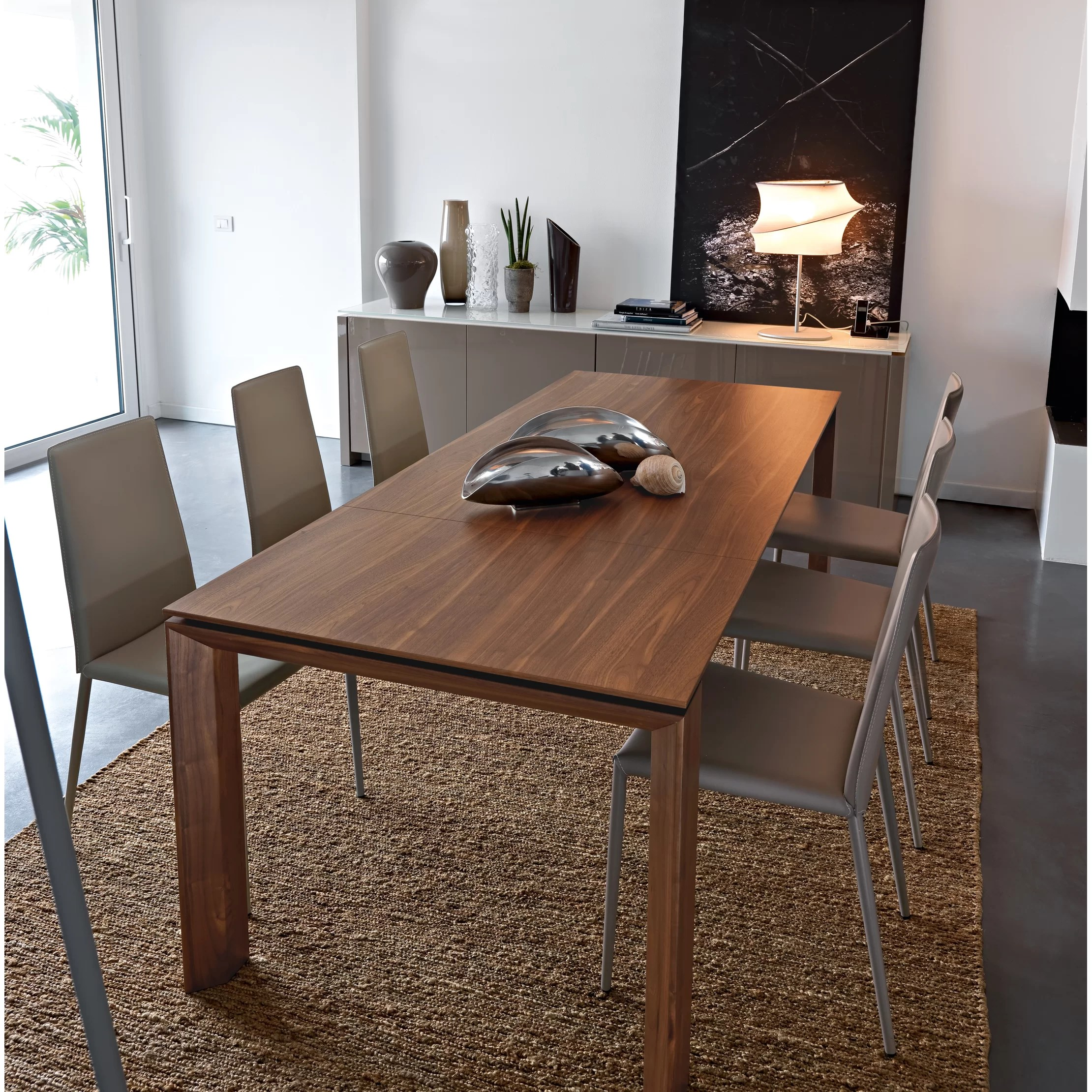 Calligaris Omnia Extendable Dining Table & Reviews