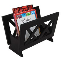 Oceanstar Design Contemporary Magazine Rack & Reviews