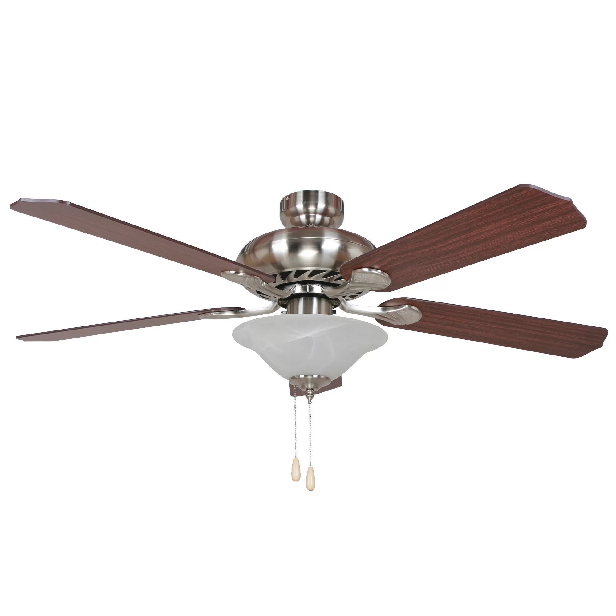 Home Decorations Ceiling Fans Yosemite Home Decor 52 Quot Whitney 5 Blade Ceiling Fan