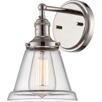 Nuvo Lighting Vintage 1 Light Bath Sconce & Reviews | Wayfair