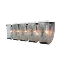 Varaluz Rain Recycled 5 Light Bath Bar & Reviews | Wayfair