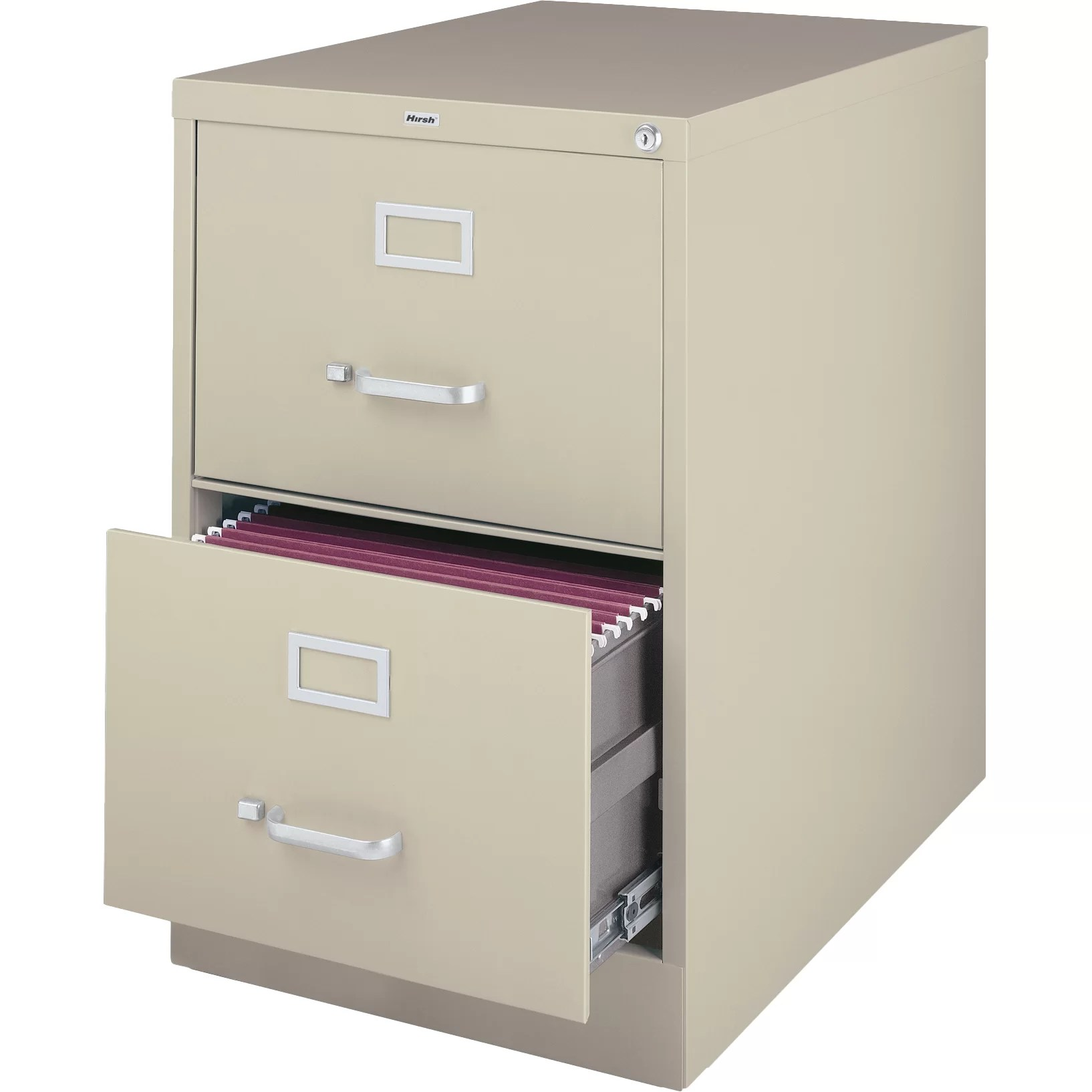 2 Drawer File Cabinet Commclad 2 Drawer Commercial Legal Size File Cabinet