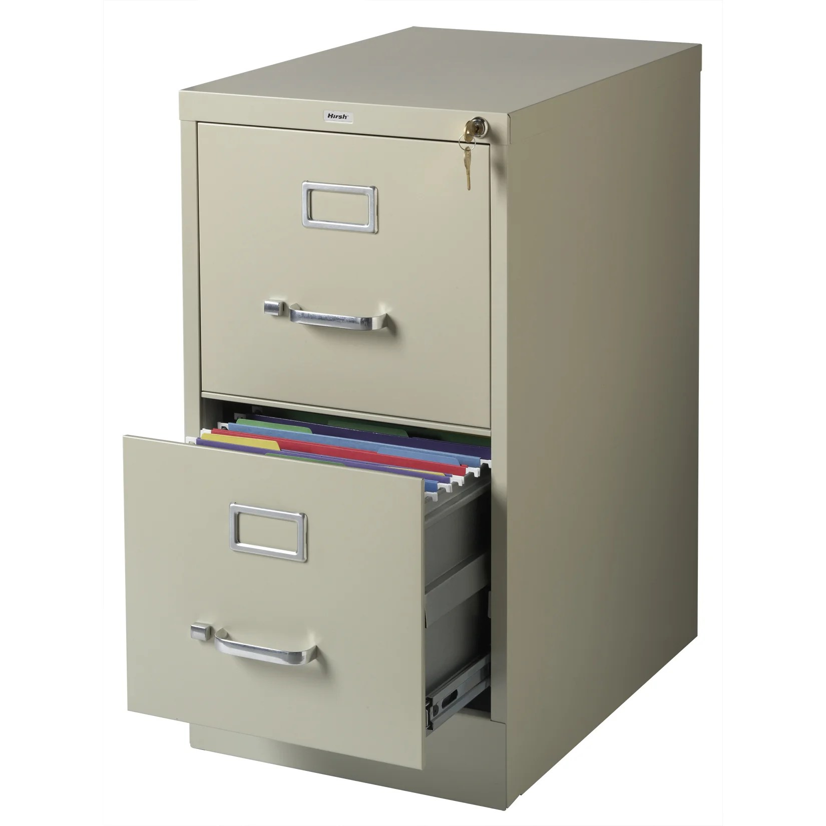 2 Drawer File Cabinet Commclad 2 Drawer Letter Size File Cabinet And Reviews