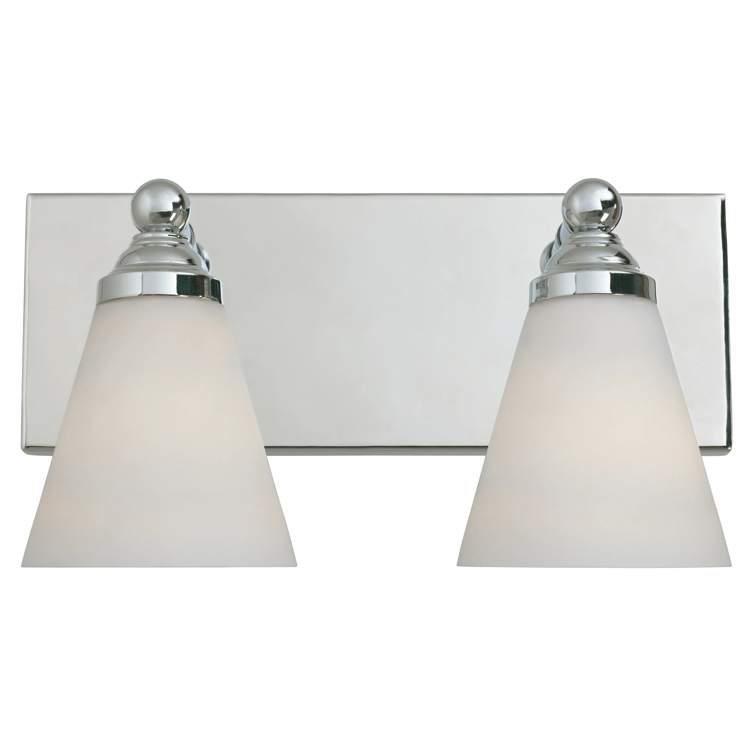 Designers Fountain Lighting Designers Fountain Hudson 2 Light Vanity Light And Reviews