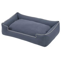 Jax and Bones Crypton Lounge Bolster Dog Bed & Reviews ...