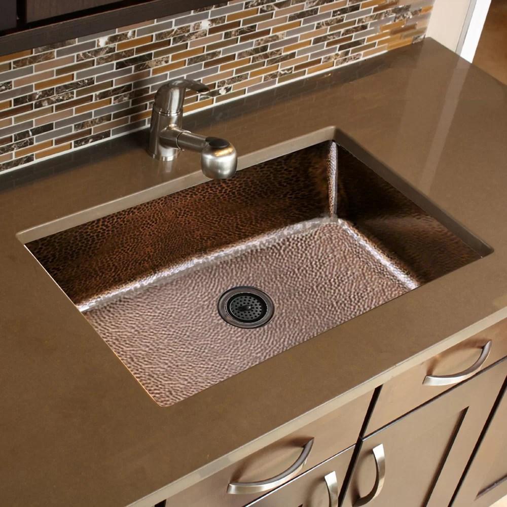 Nantucket Sinks 30quot X 20quot Undermount Kitchen Sink Wayfair