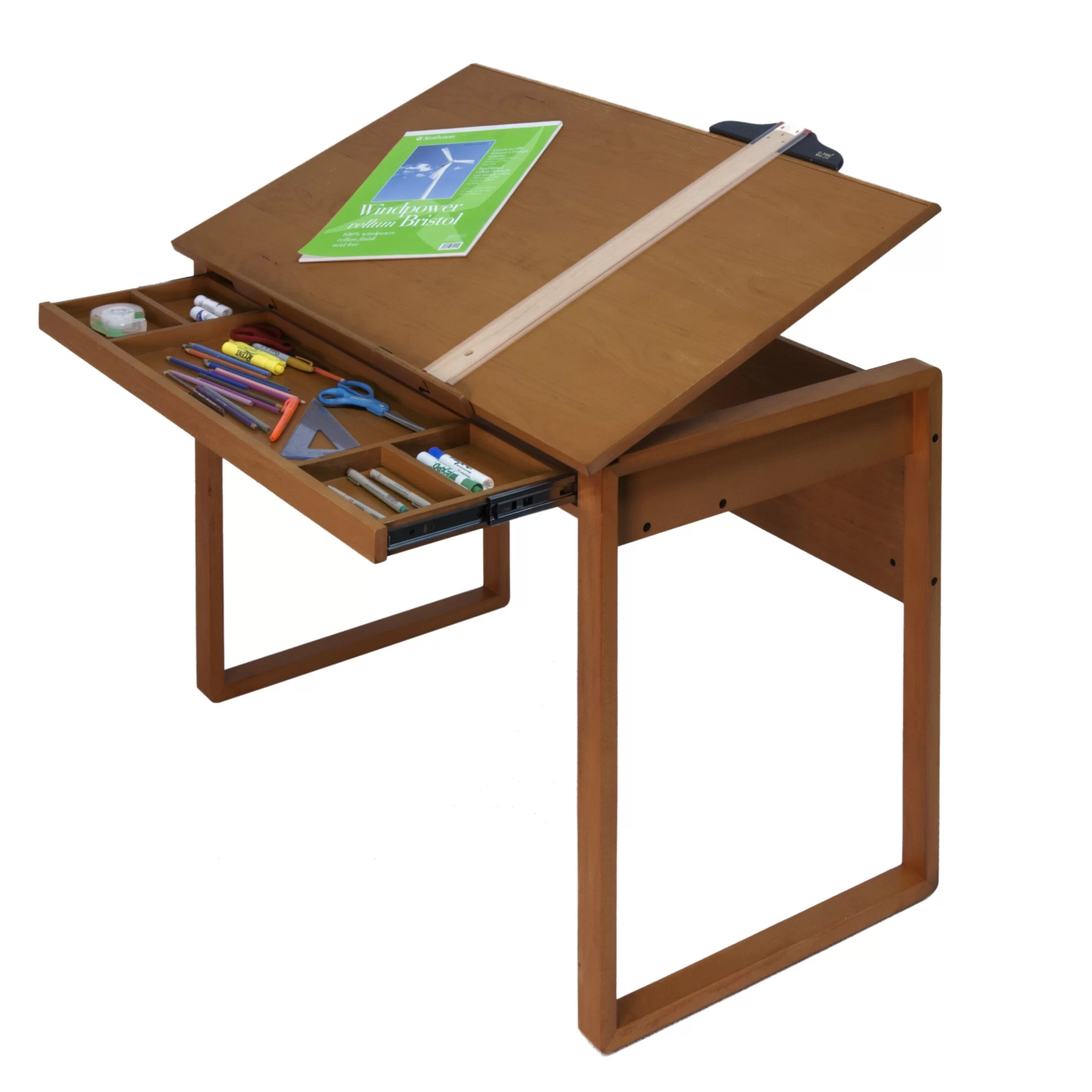 Drafting Table Design Studio Designs Ponderosa 42 Quot W X 24 Quot D Drafting Table