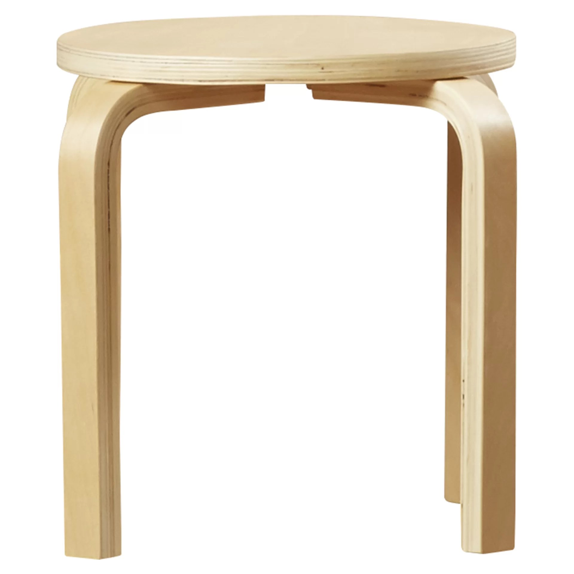 Kids Wooden Stool Anatex Wooden Sitting Kids Stool And Reviews Wayfair