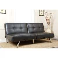 Abbyson Living Aspen Convertible Sleeper Sofa & Reviews ...
