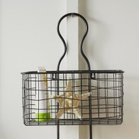 Cheungs Metal Wall Hanging Storage Basket & Reviews | Wayfair