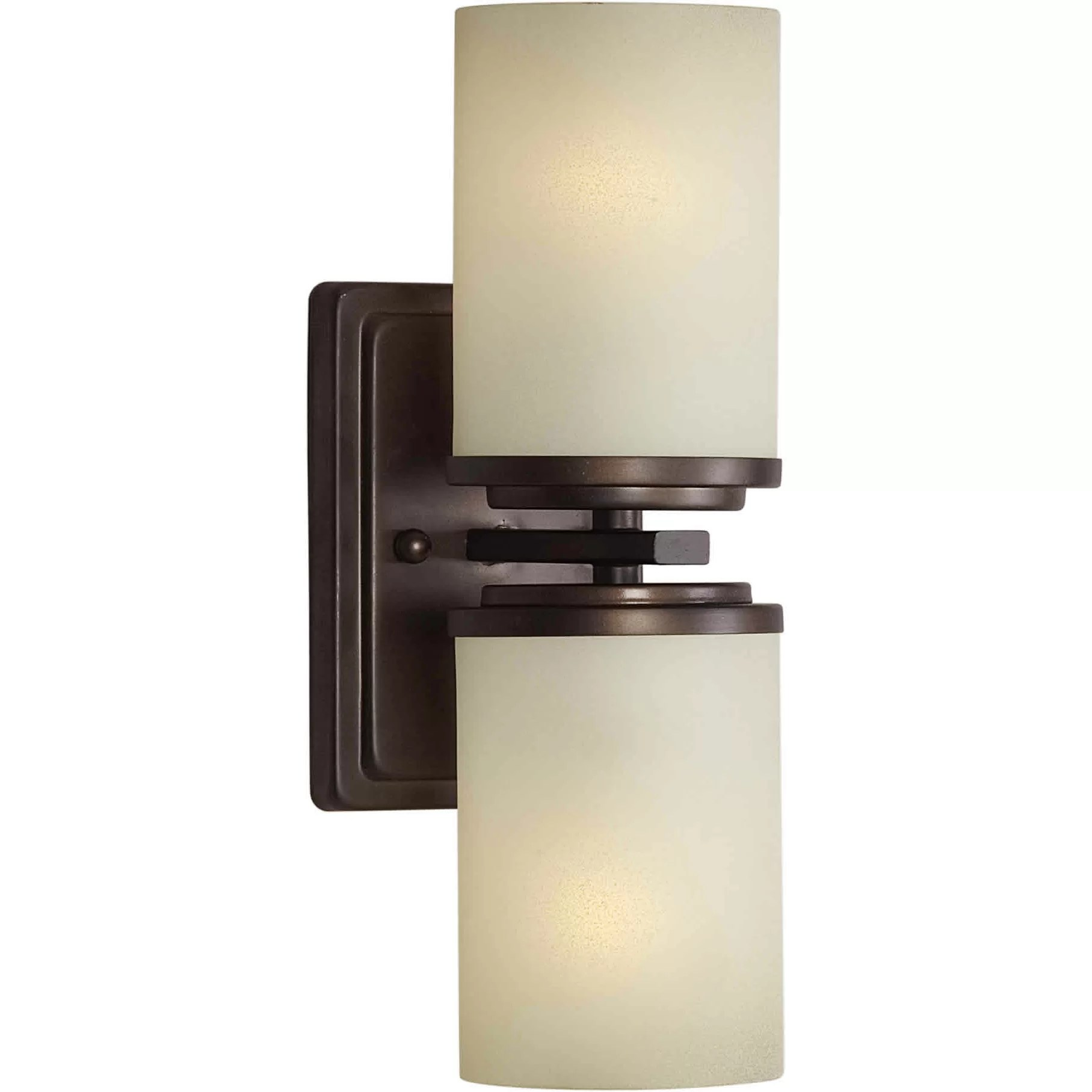 Forte Lighting 2 Light Wall Sconce & Reviews