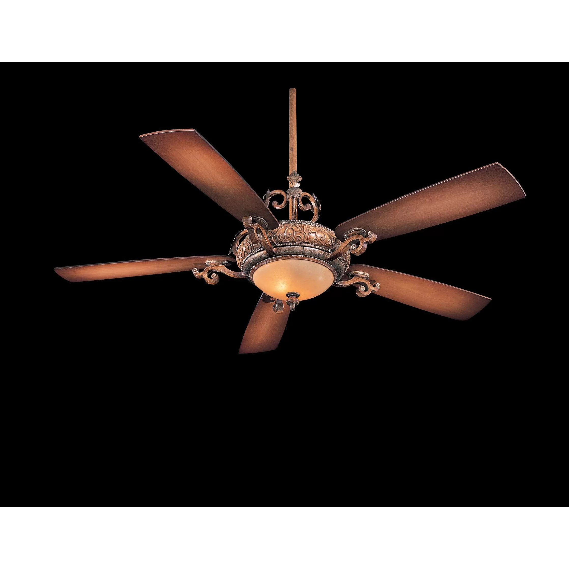 Ceiling Fan For Great Room Minka Aire 68 Quot Great Room Napoli Ii 5 Blade Ceiling Fan
