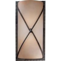 Minka Lavery Aspen II 2 Light Wall Sconce & Reviews | Wayfair