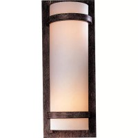 Minka Lavery Fieldale Lodge 2 Light Wall Sconce & Reviews