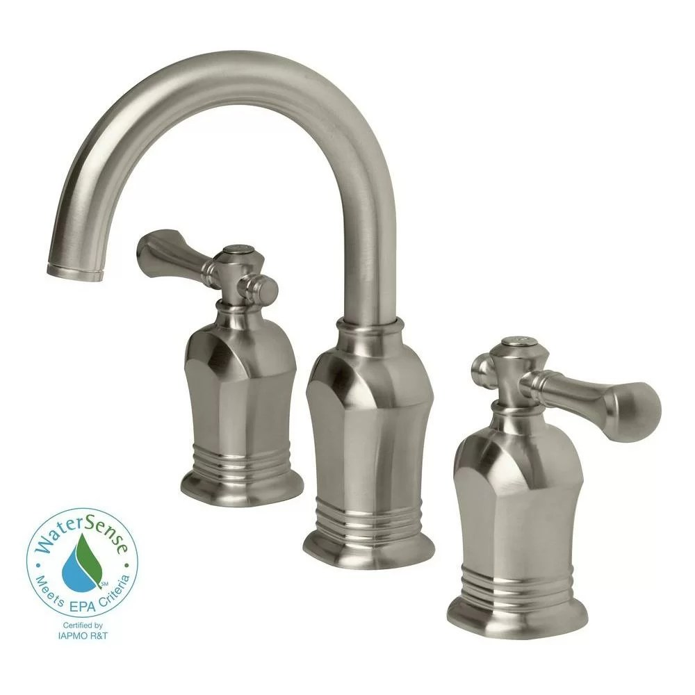 Pegasus Verdanza Double Handle Bathroom Faucet & Reviews