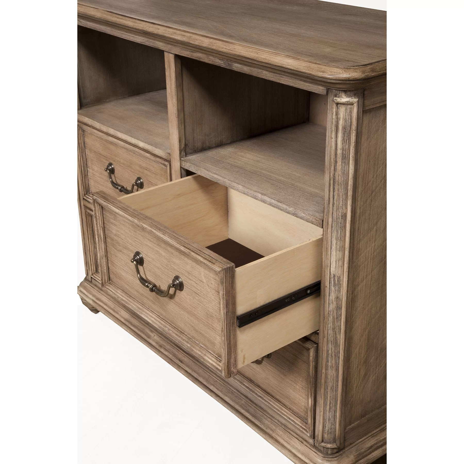 Dresser Melbourne Alpine Furniture Melbourne 4 Drawer Media Chest And Reviews