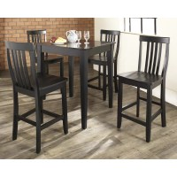 Crosley 5 Piece Counter Height Pub Set & Reviews | Wayfair