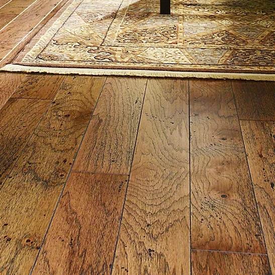 Wildon Home R Epic 5quot Engineered Hickory Hardwood Flooring