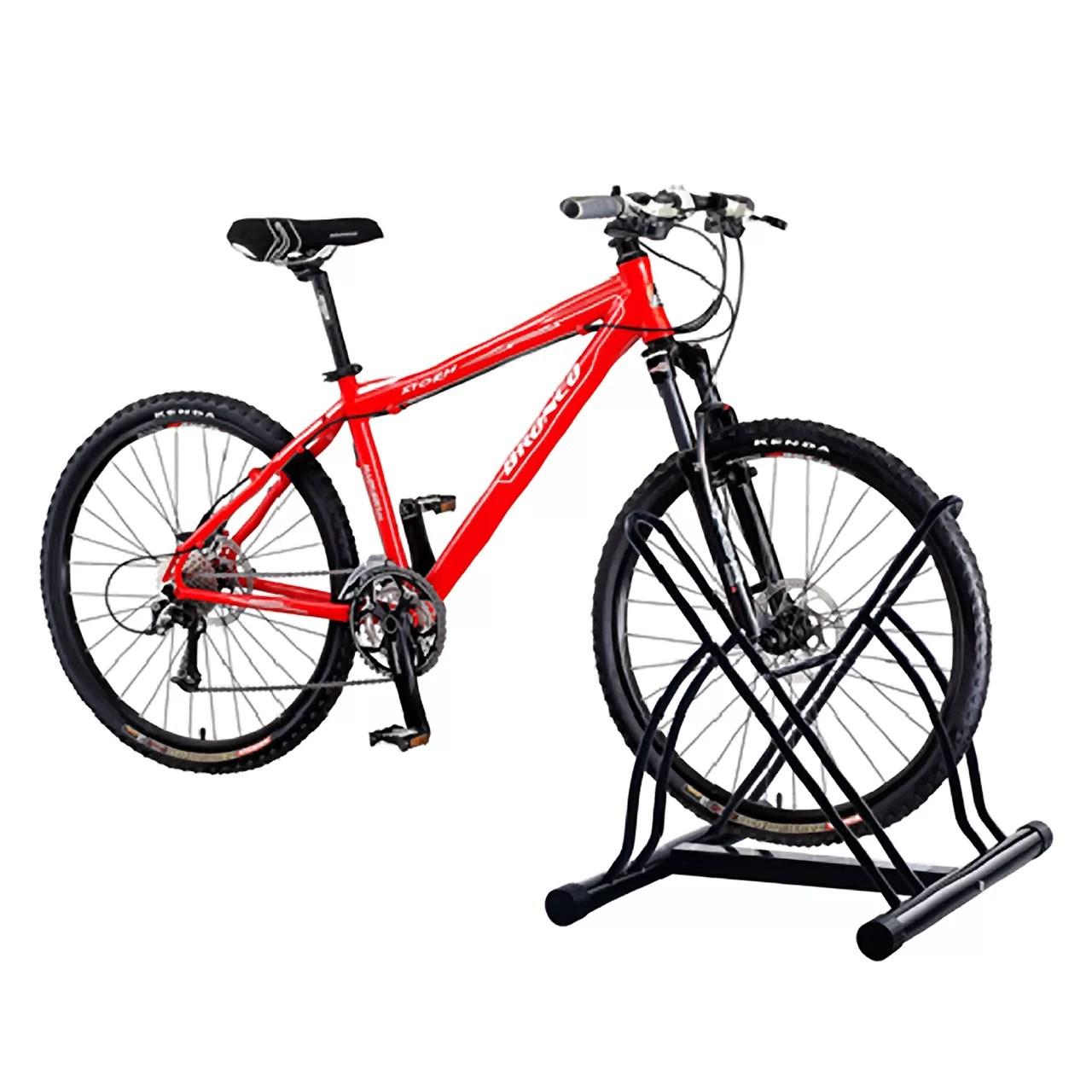 2 Bike Rack Floor Stand Wayfair