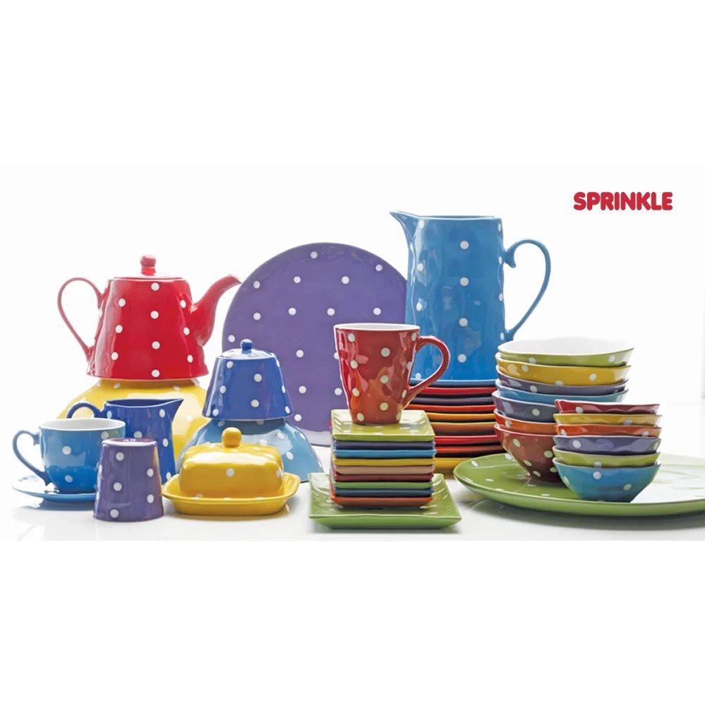 Maxwell & Williams Sprinkle Dinnerware Collection